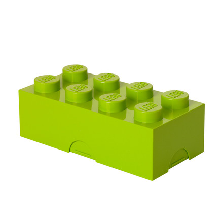 Lego - Lunch Box 8, light green