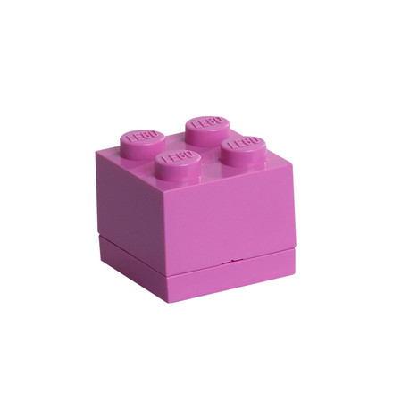 Lego - Mini-Box 4, rose