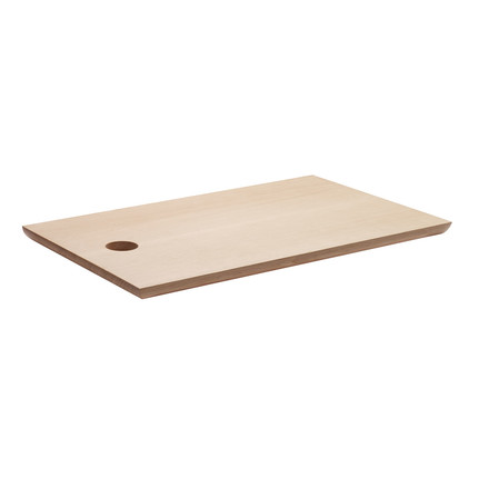 e15 - AC07 Cut Chopping Board in natural oak