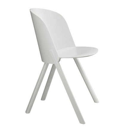 e15 - CH05 This Chair in white