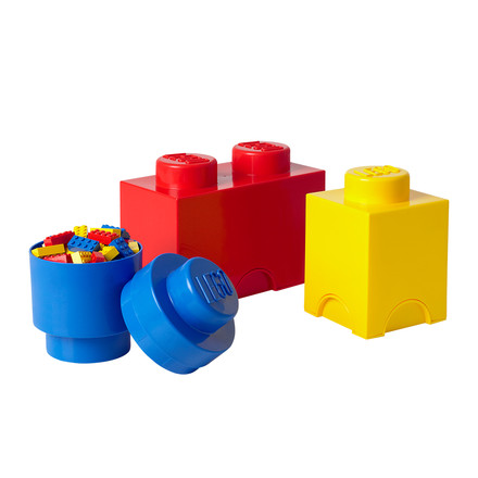 Lego - Storage Brick Multipack set of 3