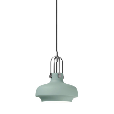 Copenhagen SC6 Pendant Lamp by &Tradition in matte mint