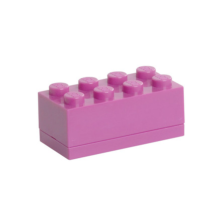 Lego - Mini-Box 8, rose