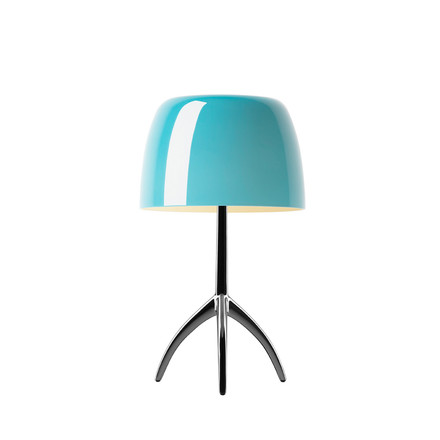 Foscarini - Lumiere 05 table lamp, turquoise
