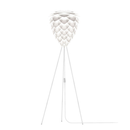 Vita - tripod for floor lamps with Conia Lampshade