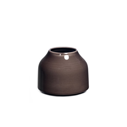Kähler Design - Botanica vases H 80 in grey brown