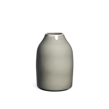 Kähler Design - Botanica vases H 125 in grey green