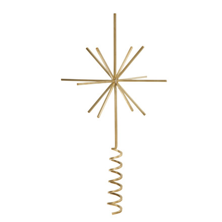 ferm Living - Christmas tree topper star