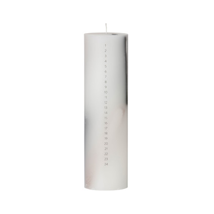 ferm Living - Calendar Candle, grey