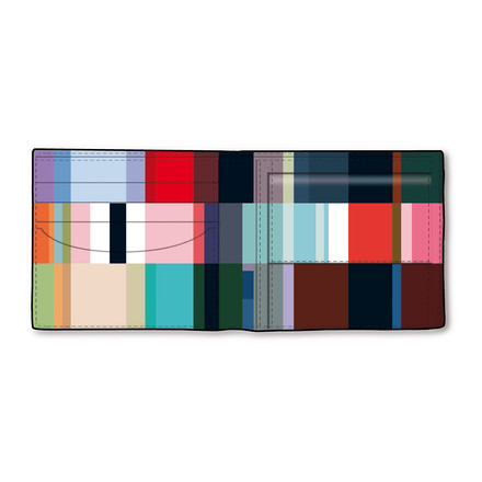 Men's Wallet Color Strips by Remember