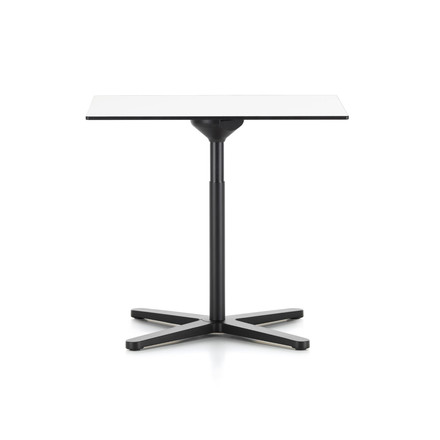 Super Fold Table 75 x 75 cm by Vitra in weiß (melamine coated)