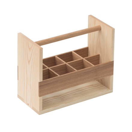 Auerberg - Bottle-Box, ash / oak