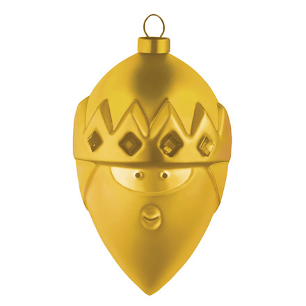 Gaspare Christmas Bauble by A di Alessi