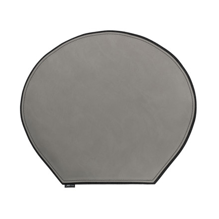 LindDNA - Seat Cushion for Series 7 Chair 45 x 40 cm, Nupo light grey / wool anthracite