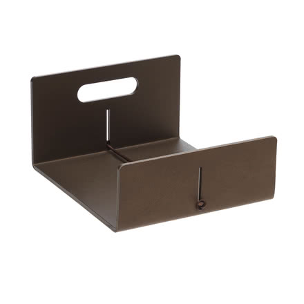 Napkin holder by LindDNA in Nupo brown