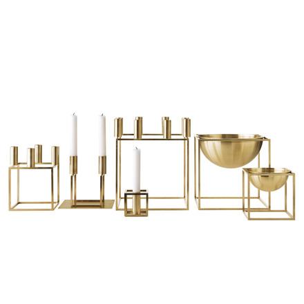 by Lassen - Kubus products, brass
