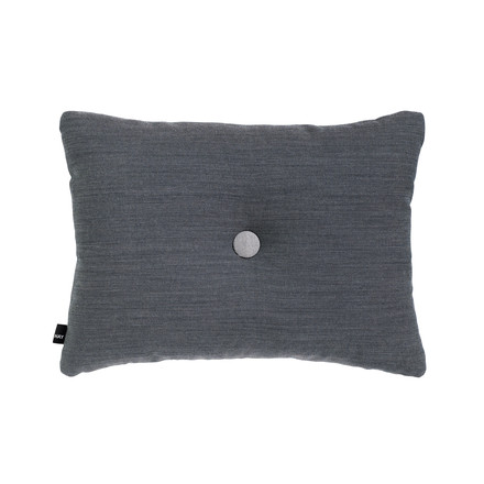 Hay - Cushion Dot 45 x 60 cm Surface in charcoal 990