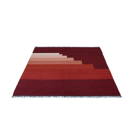 &Tradition - Another Rug AP3, 170 x 240 cm in red vulcano