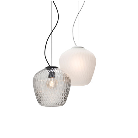 The Blown Pendant Lamp by &Tradition