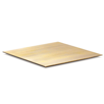 Base for Kubus 4 in brass from by Lassen