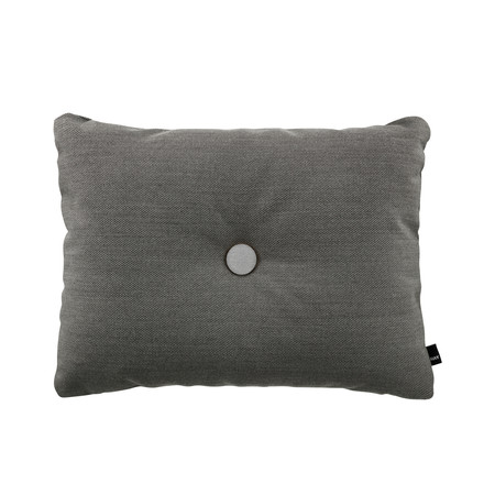 Hay - Cushion Dot 45 x 60 cm Steelcut Trio, Dark grey 153