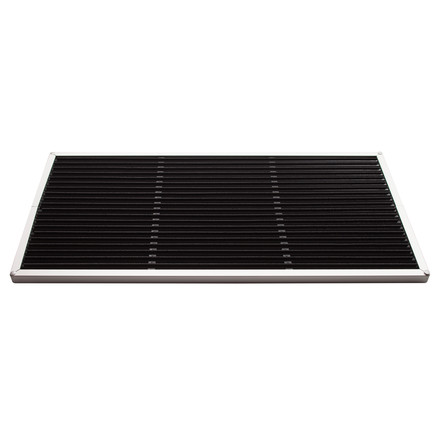 Rizz - Doormat Urban 87 × 44 cm in silver