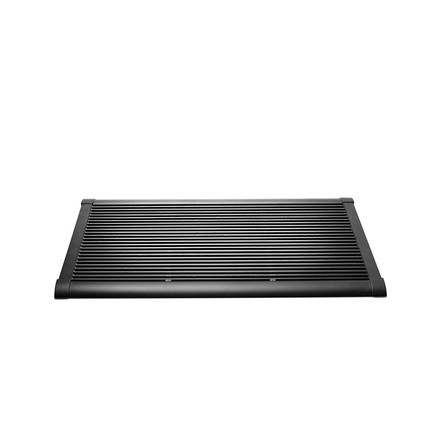 Rizz - Doormat The New Standard 90 x 60 cm in anthracite