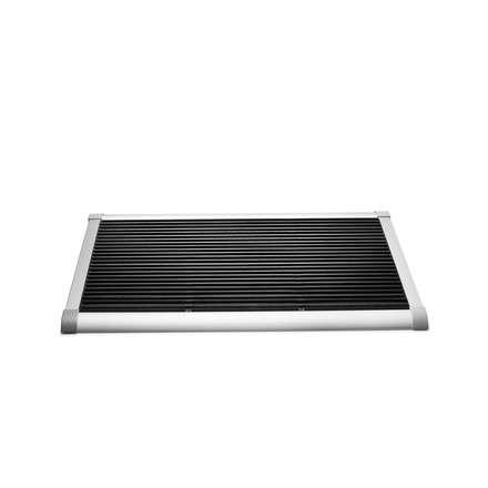 Rizz - Doormat The New Standard 90 x 60 cm in silver