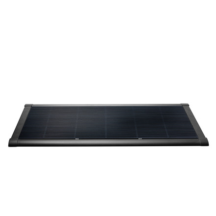 Rizz - Doormat The New Standard 120 x 70 cm in anthracite