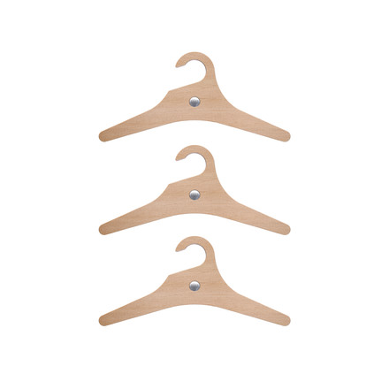 Rizz - Hanger The Sparrow (set of 3), for children