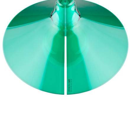 Jupe Pendant Lamp by Skitsch in Green