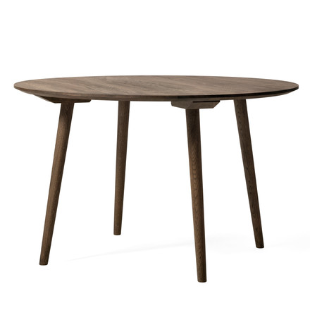 &Tradition - In Between Table SK4 (Ø 120 cm), smoked oak