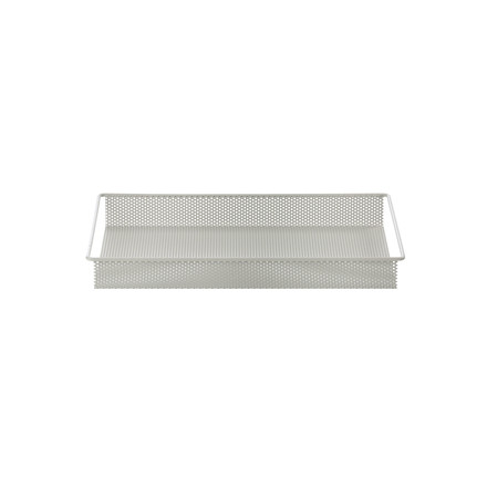 Metal Tray Small by ferm Living in Grey