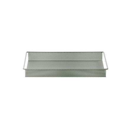 Metal Tray Small by ferm Living in Dusty Green