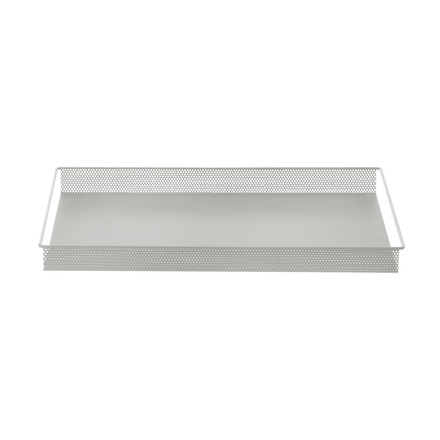 Metal Tray Large by ferm Living in Grey