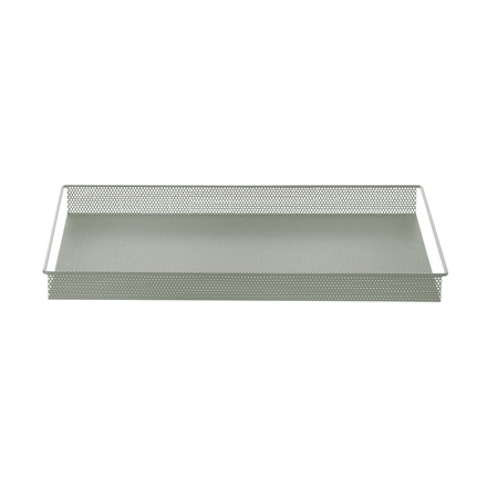 Metal Tray Large by ferm Living in Dusty Green