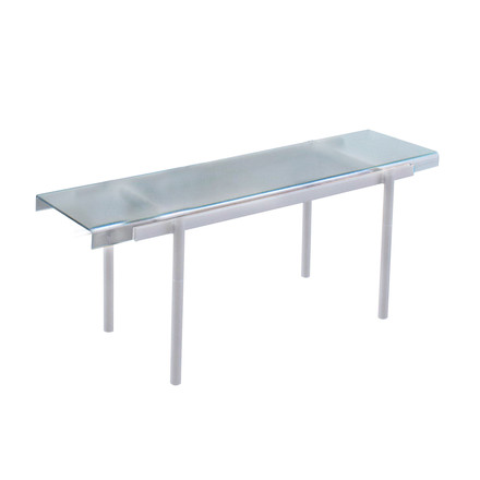 Pulpo - Passerelle 100 Shelf, traffic white