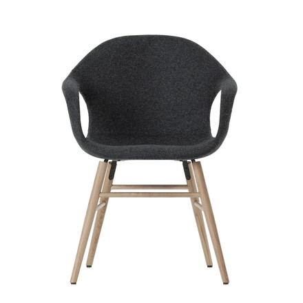Kristalia - Elephant chair in black
