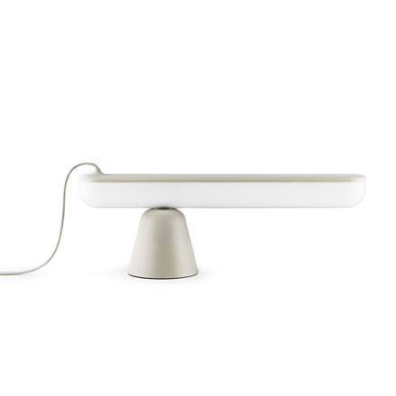 Acrobat Table Lamp by Normann Copenhagen in sand