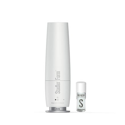 Lea Aroma Diffuser by Stadler Form in white