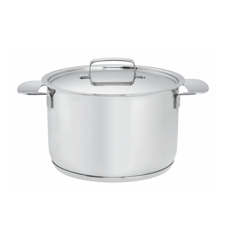Fiskars - All Steel+ Pot with Lid, 4 l /Ø 20cm