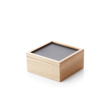 ObjectBox Storage Box Small in Grey