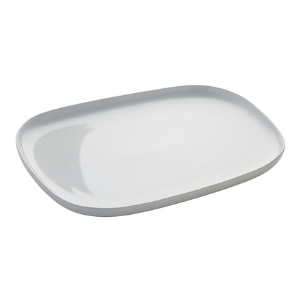Ovale Dinner Plate by Alessi