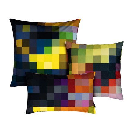 Zuzunaga - Squaring of the Circle - Spirit Pillow
