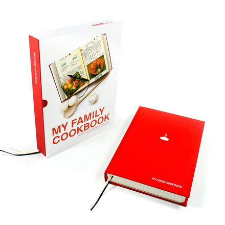 Suck Uk - My Family Cookbook