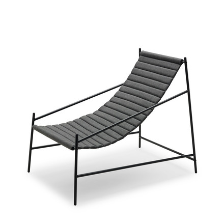 Hang Chair by Skagerak in anthracite black