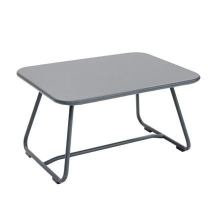 Sixties Table from Fermob in Storm Grey