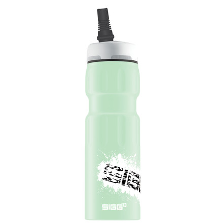 DYN sports 0.75 L by Sigg in pastel green