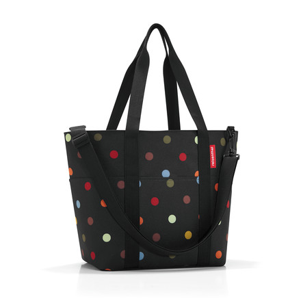 reisenthel - multibag with dots pattern