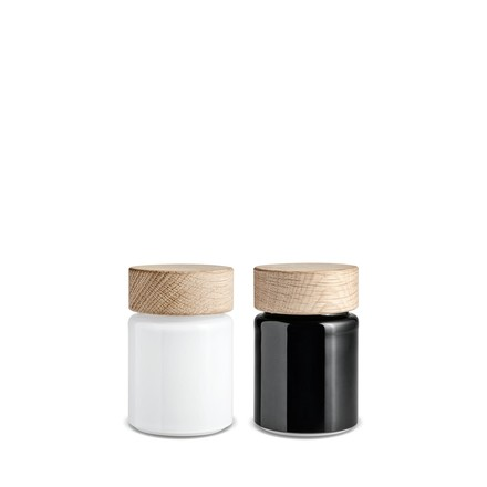 Palet Mill salt and pepper mill by Holmegaard